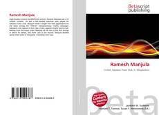Bookcover of Ramesh Manjula