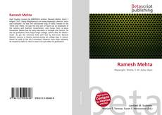 Bookcover of Ramesh Mehta