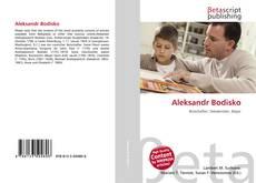 Buchcover von Aleksandr Bodisko