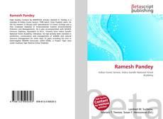 Ramesh Pandey kitap kapağı