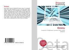 Bookcover of Dmenu