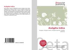 Bookcover of Acalypha indica