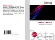 Bookcover of Ramesh Ponnuru