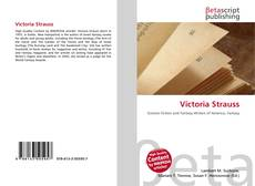 Bookcover of Victoria Strauss