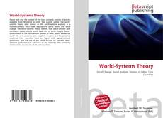 Bookcover of World-Systems Theory