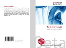Bookcover of Ramesh Talwar