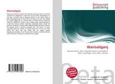 Buchcover von Warisaliganj