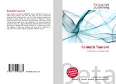 Bookcover of Ramesh Taurani