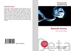 Bookcover of Ramesh Verma