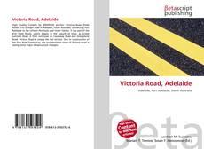 Обложка Victoria Road, Adelaide