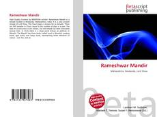 Rameshwar Mandir kitap kapağı