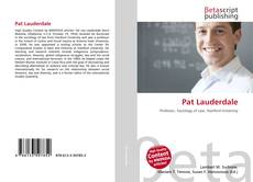 Bookcover of Pat Lauderdale