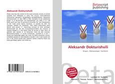 Borítókép a  Aleksandr Dokturishvili - hoz
