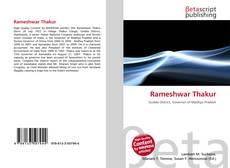 Rameshwar Thakur kitap kapağı