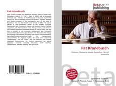 Bookcover of Pat Kronebusch