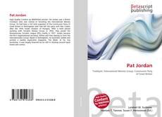Bookcover of Pat Jordan