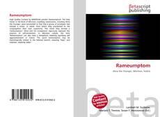 Bookcover of Rameumptom
