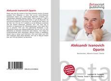 Bookcover of Aleksandr Ivanovich Oparin