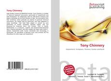 Bookcover of Tony Chinnery