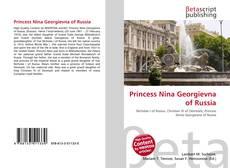 Обложка Princess Nina Georgievna of Russia
