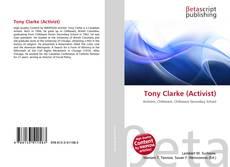 Capa do livro de Tony Clarke (Activist)