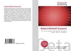 Bookcover of Robert Mitchell (Canoer)