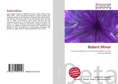 Bookcover of Robert Minor
