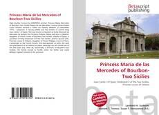 Обложка Princess María de las Mercedes of Bourbon-Two Sicilies