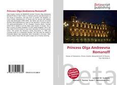 Princess Olga Andreevna Romanoff的封面