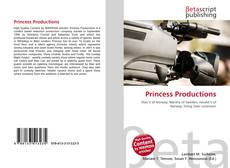 Bookcover of Princess Productions
