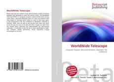 Bookcover of WorldWide Telescope