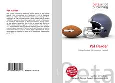 Bookcover of Pat Harder