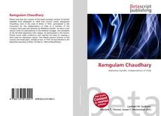 Bookcover of Ramgulam Chaudhary