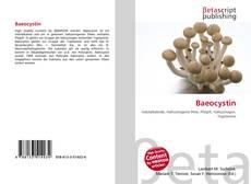 Capa do livro de Baeocystin