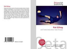 Bookcover of Pat Gilroy