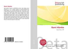 Bookcover of Rami Alanko