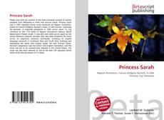 Princess Sarah的封面