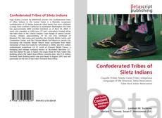 Capa do livro de Confederated Tribes of Siletz Indians