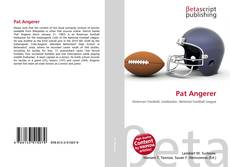 Bookcover of Pat Angerer
