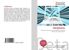 Bookcover of LHC@home