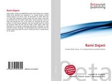Buchcover von Rami Dajani