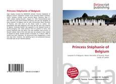 Princess Stéphanie of Belgium kitap kapağı