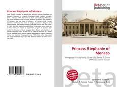 Capa do livro de Princess Stéphanie of Monaco