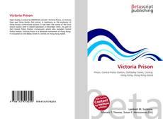 Victoria Prison kitap kapağı