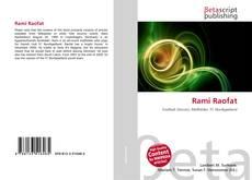 Rami Raofat的封面