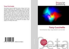 Capa do livro de Tony Cuccinello