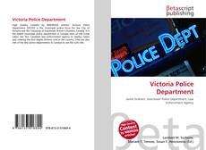 Portada del libro de Victoria Police Department