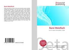 Rami Weisfisch的封面