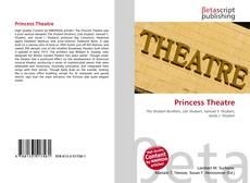 Couverture de Princess Theatre