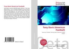 Borítókép a  Tony Davis (American Football) - hoz